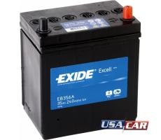 EXIDE Excell 35 А/ч EB356