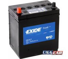 EXIDE Excell 35 А/ч EB357