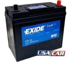 EXIDE Excell 45 А/ч EB456
