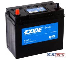 EXIDE Excell 45 А/ч EB457