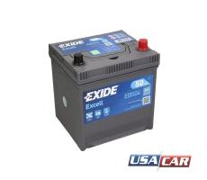 EXIDE Excell EB504 (50 А/ч)
